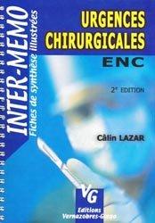 Urgences chirurgicales  ECN