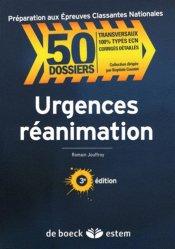 Souvent acheté avec Dossiers transversaux, le Urgences - réanimation