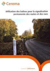 Dernières parutions sur VRD - voirie, Utilisation des balises pour la signalisation permanente des routes et des rues
