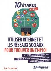 Dernières parutions sur Réseaux, Utiliser internet et les réseaux sociaux pour trouver un emploi