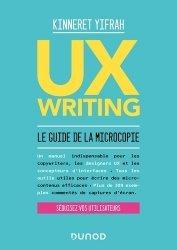 Dernières parutions dans Hors collection, UX Writing - Le guide de la microcopie