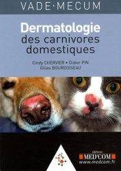 Dernières parutions dans Vade-mecum, Vade-mecum de dermatologie des carnivores domestiques