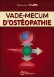 Souvent acheté avec Anatomie et ostéopathie, le Vade-mecum d'ostéopathie