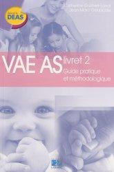 Souvent acheté avec Modules 1 à 8 - Exercices corrigés, le VAE AS livret 2   Guide pratique et méthodologique