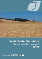 Dernières parutions sur Céréales et légumineuses, Variétés de blé tendre