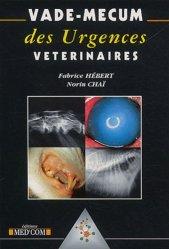 Souvent acheté avec Pratique clinique des petits mammifères, le Vade-mecum des Urgences vétérinaires