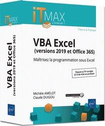 Dernières parutions sur Logiciels de bureautique, VBA Excel (versions 2019 et office 365)