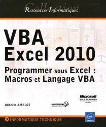 Souvent acheté avec Aménager durablement les petites communes, le VBA Excel 2010