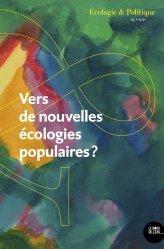 Dernières parutions sur Économie et politiques de l'écologie, Vers de nouvelles écologies populaires ?