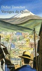 Dernières parutions dans La petite Vermillon, Vertiges de Quito