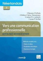 Dernières parutions sur Néerlandais, Vers une communication professionnelle Néerlandais B2