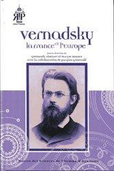 Dernières parutions sur Chimie et culture, Vernadsky, la France et l'Europe
