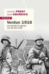 Dernières parutions dans Texto, Verdun 1916