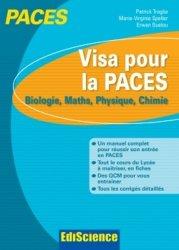 Souvent acheté avec Physique Visa pour la 1re année santé, le Visa pour la PACES tout-en-fiches