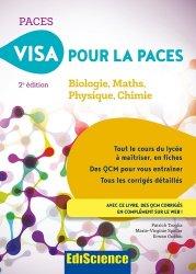 Souvent acheté avec Mémo Concours PACES, le Visa pour la PACES