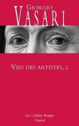 Dernières parutions dans Les cahiers rouges, Vies des artistes. Tome 2