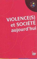 Souvent acheté avec Neuropsychologie de la maladie de Parkinson et des syndromes apparentés, le Violence(s) et société aujourd'hui
