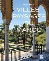 Dernières parutions sur Visites de ville, Villes-paysages du Maroc