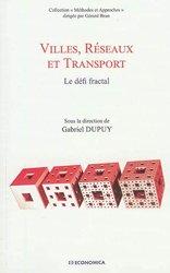 Dernières parutions sur Aménagement du territoire, Villes, Réseaux et Transport