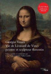 Nouvelle édition Vie de Léonard de Vinci