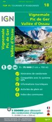 Dernières parutions sur Midi-Pyrénées, Vignemale Pic de Ger Vallée d'Ossau. 1/75 000