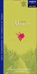 Dernières parutions dans Carte pliée, Vignoble d'Alsace