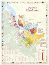 Dernières parutions dans Posters, Vignoble de Bordeaux