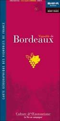 Dernières parutions dans Carte pliée, Vignoble de Bordeaux