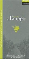 Dernières parutions dans Carte pliée, Vignobles d'Europe majbook ème édition, majbook 1ère édition, livre ecn major, livre ecn, fiche ecn