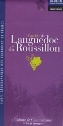 Dernières parutions dans Carte pliée, Vignoble Languedoc-Roussillon