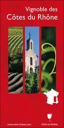 Dernières parutions dans Carte pliée, Vignoble des Côtes-du-Rhône