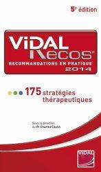 Souvent acheté avec Pédiatrie, le Vidal Recos