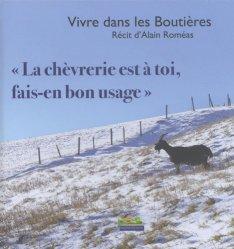 Dernières parutions sur Elevages caprin et ovin, Vivre dans les Boutières