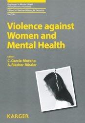 Nouvelle édition Violence against Women and Mental Health