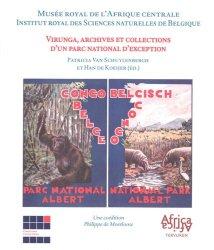 Dernières parutions sur Art africain, Virunga, archives et collections d'un parc national d'exception