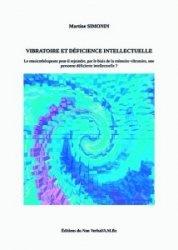 Dernières parutions sur Musicothérapie, Vibratoire et déficience intellectuelle