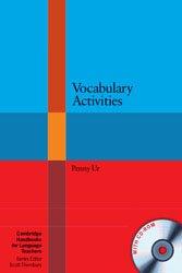 Dernières parutions dans Cambridge Handbooks for Language Teachers, Vocabulary Activities - Paperback with CD-ROM