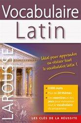 Dernières parutions sur Outils d'apprentissage, Vocabulaire latin