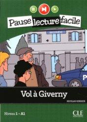 Nouvelle édition Vol à Giverny