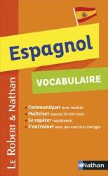 Dernières parutions sur Vocabulaire, Vocabulaire Espagnol