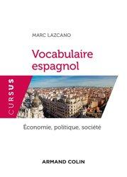 Dernières parutions dans Cursus, Vocabulaire espagnol