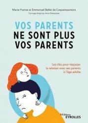 Dernières parutions sur Thérapies familiales, Vos parents ne sont plus vos parents