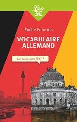 Dernières parutions dans Librio Mémo, Vocabulaire allemand