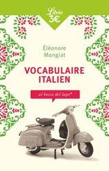 Dernières parutions sur Dictionnaires et références, Vocabulaire italien