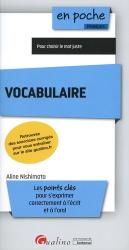 Dernières parutions sur Expression écrite, Vocabulaire. Edition 2020