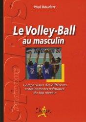 Dernières parutions dans Sport pratique, Volley-ball au masculin. Comparaison des différents entraînements d'équipes du top niveau