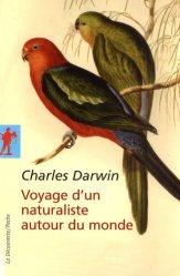 Dernières parutions dans Poche, Voyage d'un naturaliste autour du monde