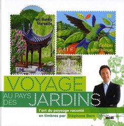 Dernières parutions sur Histoire des jardins - Jardins de référence, Voyage au pays des jardins