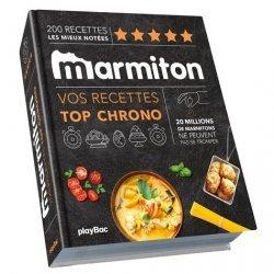 Dernières parutions dans Marmiton, Vos recettes top chrono Marmiton