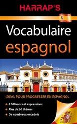 Dernières parutions sur Vocabulaire, Harrap's vocabulaire espagnol